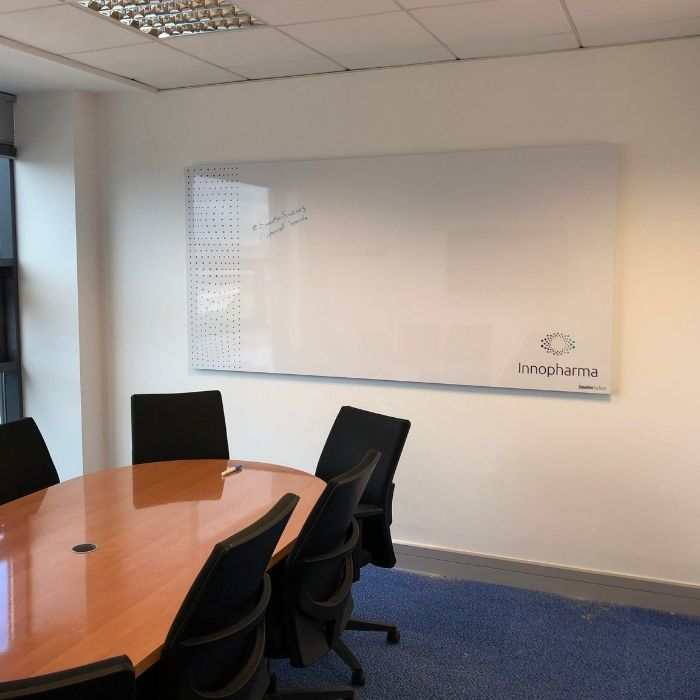 a-printed-magnetic-whiteboard-in-an-office-for-branding