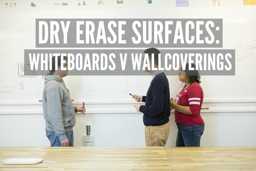 whiteboard wallcovering business office commercial white 1