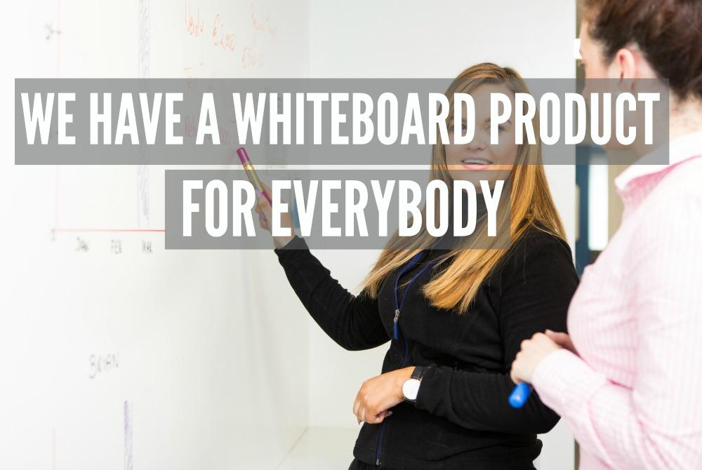 Smarter Surfaces Magnetic Whiteboard Paint Nostra Customer whiteboard product 1