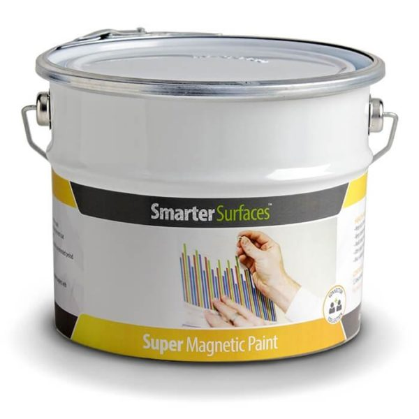 Tin of Super Magnetic Paint