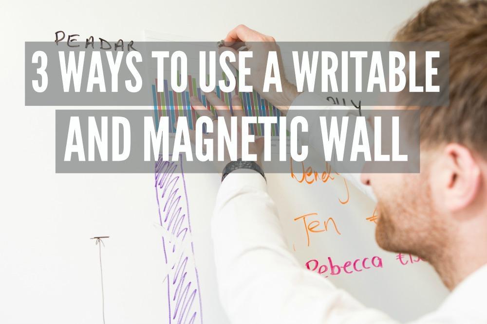 writable and magnetic wall blog 1 1