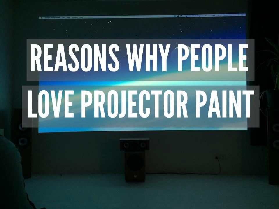 BLOG projector paint partner austria