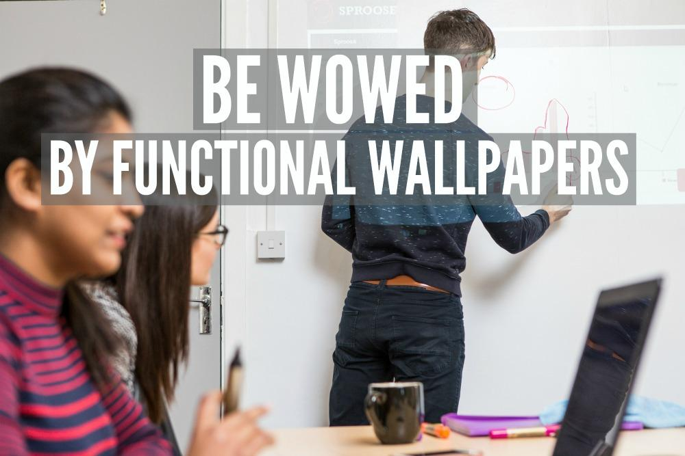BLOG projector whiteboard wallcovering project erasable wall business presentation teamwork 4 3 1