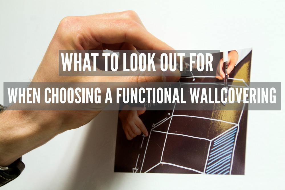 FUNCTIONAL WALLCOVERING