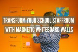 Orange magnetic paint whiteboard paint clear aoife smarter surfaces office 8 300x200 1