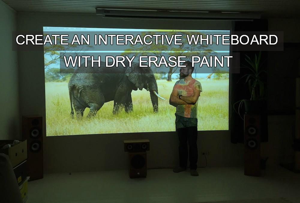 projectorpaintteemufinland interactive whiteboard