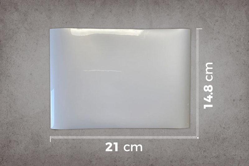 smart-magnetic-whiteboard-wallpaper-A5-sample-ruler-cm