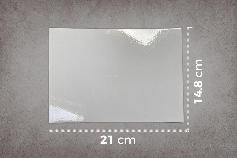 smart-self-adhesive-whiteboard-film-A5-sample-ruler-cm