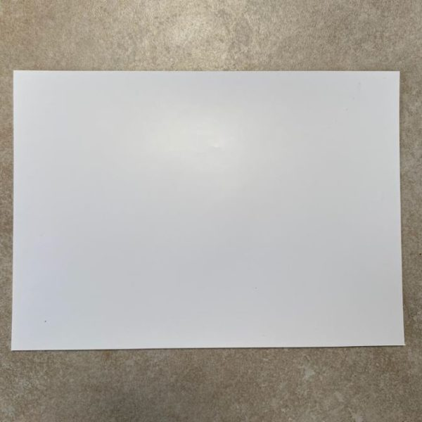 Dry Erase Projector Sample