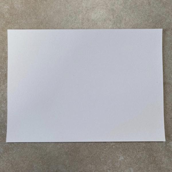 Whiteboard Paint White Sample