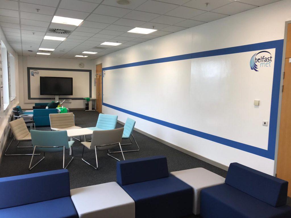 belfast-met-custom-whiteboard-wall